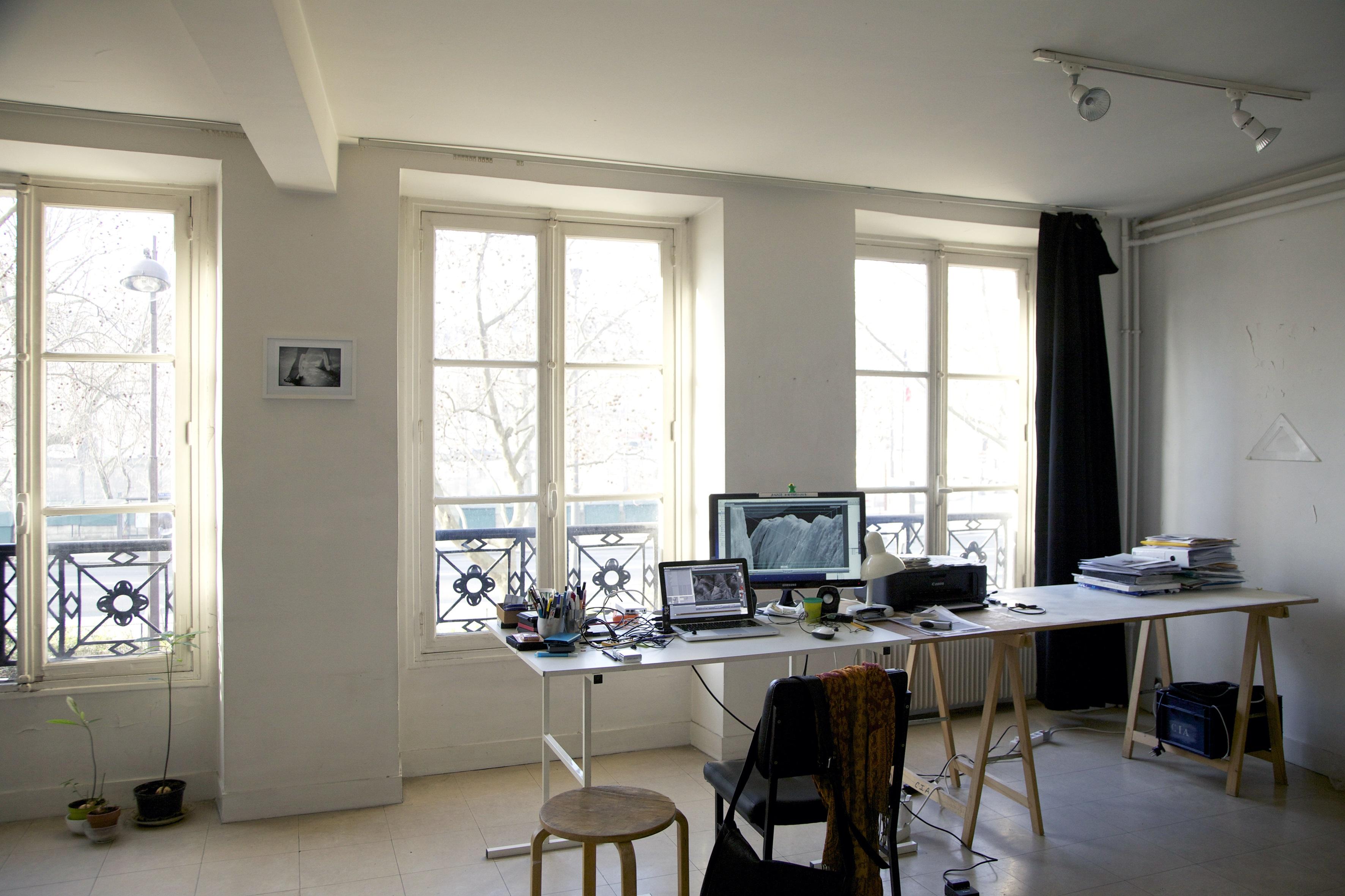 les ateliers cit internationale des arts. Black Bedroom Furniture Sets. Home Design Ideas